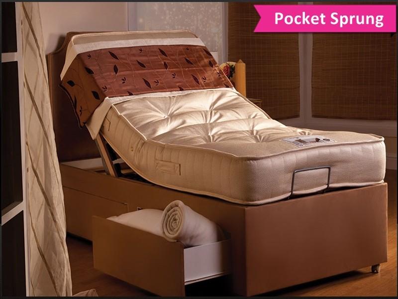 Supreme adjustable bed - Bedroom sets for adjustable beds ...