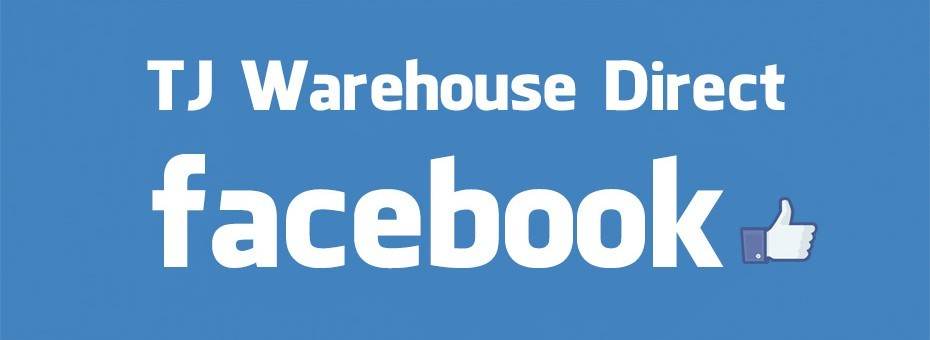 tj warehouse direct facebook banner