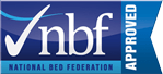 National bed federation approved