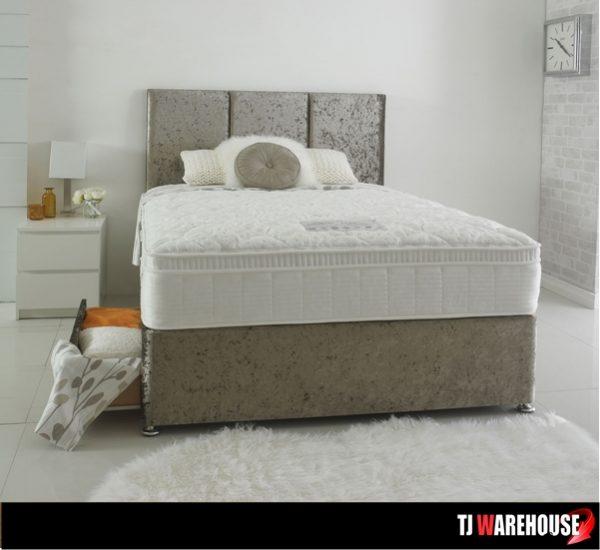 dura divan bed set