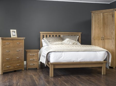 Manhattan Furniture Range U2013 Oak