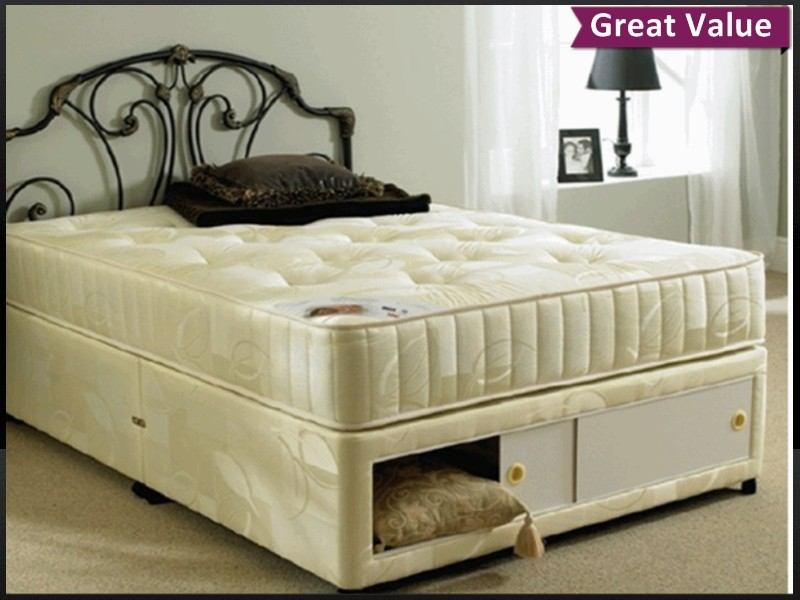 Adjustable Beds In Belfast : Pine supreme mattress