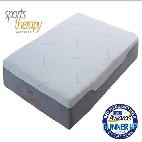 check out ae80b ffd53 Sports Therapy Latex Mattress