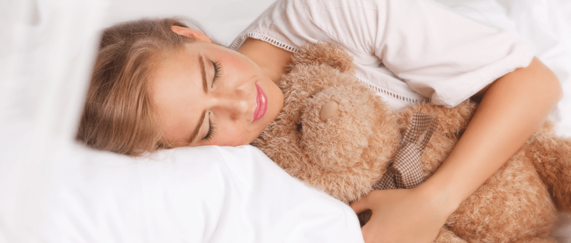 Read tips on a good nights sleep