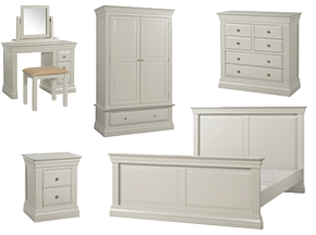 montpellier furniture range for the bedroom