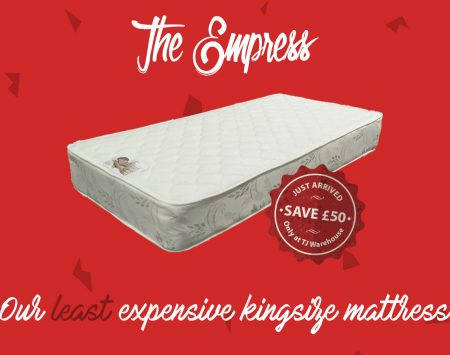 Empress Kingsize Mattress